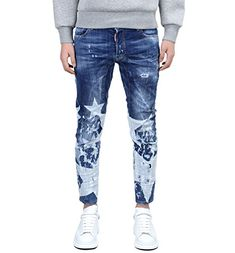 Cheap slim biker jeans, Buy Quality balmai jeans men directly from China gray mens jeans Suppliers: new The Stars Paris Catwalk Shows Stretch Gray Men Jeans Washed Retro Slim Biker Jeans Balmai Jeans Men Skinny Jeans Mens Laos, Biker Jeans, Denim Fashion, Catwalk, Indigo, Skinny Jeans, Slim, Retro, Grey