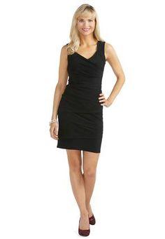 Cato Fashions Ruffle Layered Body Solutions Dress #CatoFashions #catosummerstyle