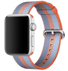 The Graded Woven Nylon Band – Affordable Apple Watch Bands