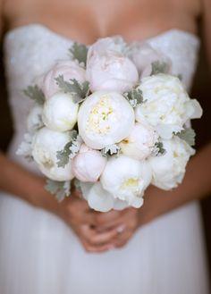 Wedding Flowers | Bouquets stunning peonies !!!! #jardinfd #bouquet #flowers