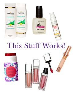 We tested it all so you don't have to! Click through for details on the products!