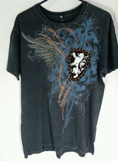 Embelished Tee. DOCTRINE COLLECTION. SIZE XL. MADE IN USA. | eBay!