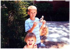 Catchin' Critters - kids and their critters