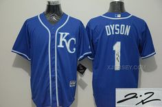 http://www.xjersey.com/royals-1-jarrod-dyson-royal-blue-signature-edition-new-cool-base-jersey.html Only$35.00 ROYALS 1 JARROD DYSON ROYAL BLUE SIGNATURE EDITION NEW COOL BASE JERSEY #Free #Shipping!