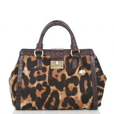 If you love the look of leopard, the #Brahmin Annabelle Satchel is just for you. With a large print fall beige leopard luxe hair, the Annabelle, from their #Fall2012 Spot On Leopard Collection, offers a rich and luxuriant look at a fraction of the cost of a high-end fashion accessory. $425.00 at Brahmin.