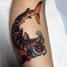 Tiger Tattoo Designs (3)
