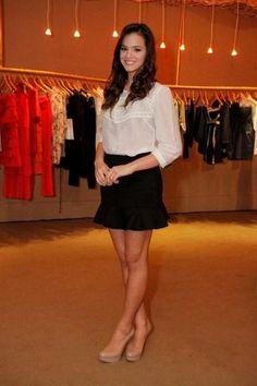 Looks Bruna Marquezine - Claudineia Antunes