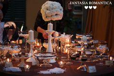 Fantasia Romantica by Francesca Peruzzini  Set up the design for Jessica & Marco <3 Wedding in Florence, Italy - Disney theme wedding Confettata www.fantasiaromantica.com