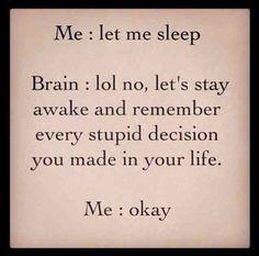 sad but true sometimes lol