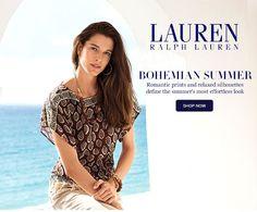 Bohemian Summer Looks From Lauren