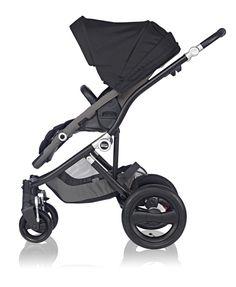 Black Affinity Stroller by Britax #brilliant #sleek