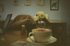 at black bear café.
