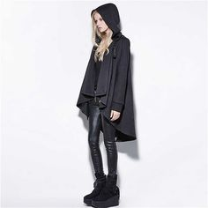 The Crypt cloak. Warm, soft, perfect for winter!