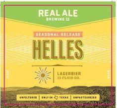 Real Ale Helles