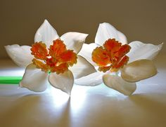 Murano Glass flowers