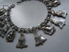 Bell Telephone Company Attendance Award Bracelet... Still wear mine & get many compliments :-)
