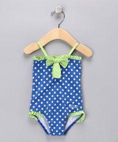 azul kids bathing suit