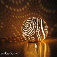 Lampy, svícny / Keramika | Fler.cz