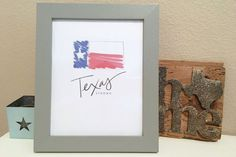 Texas Strong | Harvey Fundraiser  Purchase this $5 digital print by Sept 5th and 100% of the profits will be donated to Yes Prep Public Schools in Houston.