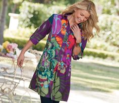 This site says it's a great site for fashion for older women. Also has home items for sale. I like this site.