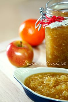 sos de hrean cu mere Cantaloupe, Pudding, Pasta, Vegetables, Gallery, Desserts, Dressing, Canning, Fine Dining