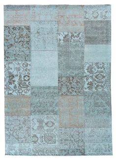 Karpet Collogno 200x290 turquoise#prontowonen #droomwoonkamer