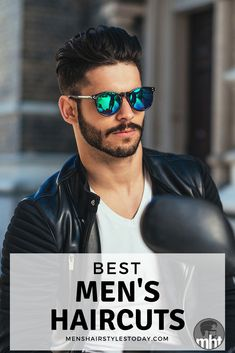 Popular Haircuts For Men - New Men's Hairstyles. If you're looking for the coolest cuts and styles for guys, check out the best men's haircuts here!