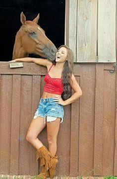 Besos equinos