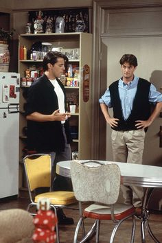 Joey And Chandler S1