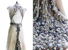 Margaery Tyrell's gown
