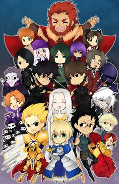 Fate/Zero by coolzaku on deviantART