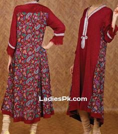 Long Tail Gown Shirts Fashion in Pakistan for Women  Girls