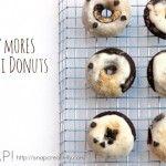 Smores Mini Donuts