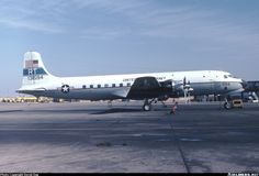 Douglas C-118B Liftmaster (DC-6A) - USA - Navy | Aviation Photo #0327739 | Airliners.net