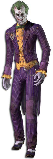 The Joker (Batman: Arkham City)