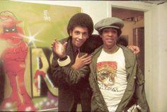 Rammellzee , a graf writer, thought Basquiat was a fraud.