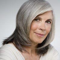 Gray Hair is Beautiful