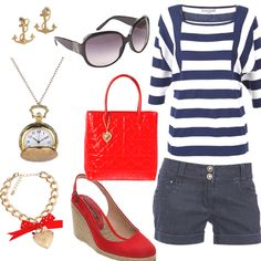 4th of July outfit #winecountryfashion