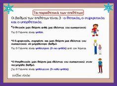 Greek Language, Second Language, Greek Alphabet, Kids Corner, Classroom Organization, Speech Therapy, Grammar, Teaching, Activities