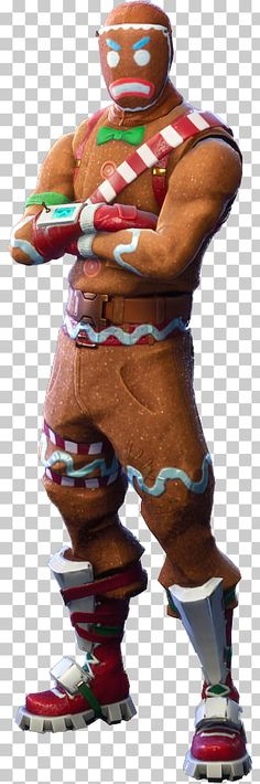 Fortnite Battle Royall Playstation 4 videojuego de Xbox One, juego de mesa PNG Clipart Ios Wallpapers, Clipart, Ronald Mcdonald, Gingerbread Man, Gingerbread, Video Game, Monkey King