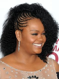 Crochet Braids Mohawk : ... on Pinterest Yarn braids, Crochet braids and Relaxed hair health