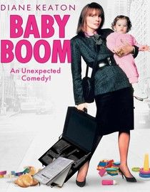 Diane Keaton! in a movie about babies! that came out the year I was born!  ^_^