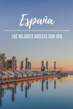 Descubre los mejores HOTELES CON SPA en España con Escapio. ✨   #spa #relax #hotelconspa #wellness #jacuzzi #viajar #hotel #vacaciones #escapada #piscina Ibiza, Sitges, Menorca, Tenerife, Barcelona, Spa Hotel, Beste Hotels, Relax, Winter Holidays