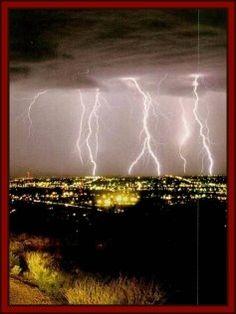 Monsoon Season, Tucson, Arizona