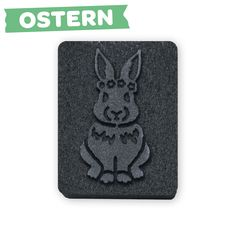 EasyStamp Hase Kunstschaumstempel GONIS Schaum, Silicone Molds, Easter Bunny, Easter Activities, Decorating, Art, Ideas