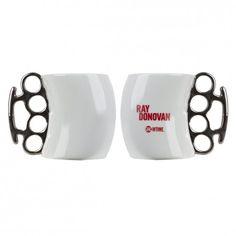 Ray Donovan Brass Knuckle Mug | Shows | Ray Donovan | Showtime Store