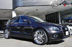 Audi Q5 on 22's
