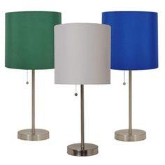 Room Essentials® Bold Colors Stick Lamp