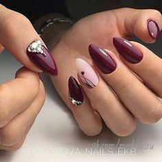 How to succeed in your manicure? - My Nails Funky Nails, Red Nails, Cute Nails, Pretty Nails, Hair And Nails, Nail Art Designs, Wall Nails, Nailed It, Pointed Nails