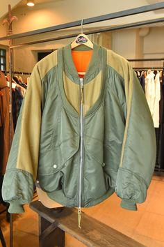 Tokyo Fashion, New Fashion, Fashion Brands, Fashion Outfits, Bohemian Style Men, Work Jackets, Outdoor Wear, Bomber Jacket, Women Wear